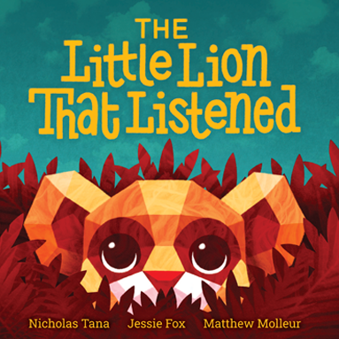 Book Cover: The Little Lion The Listened